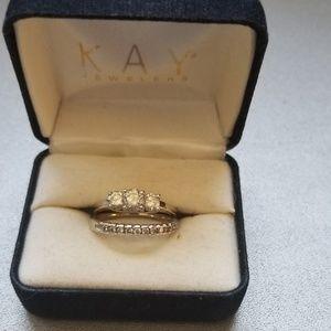 Amazing Kay Jeweler' Bridal Set Head Turning Price